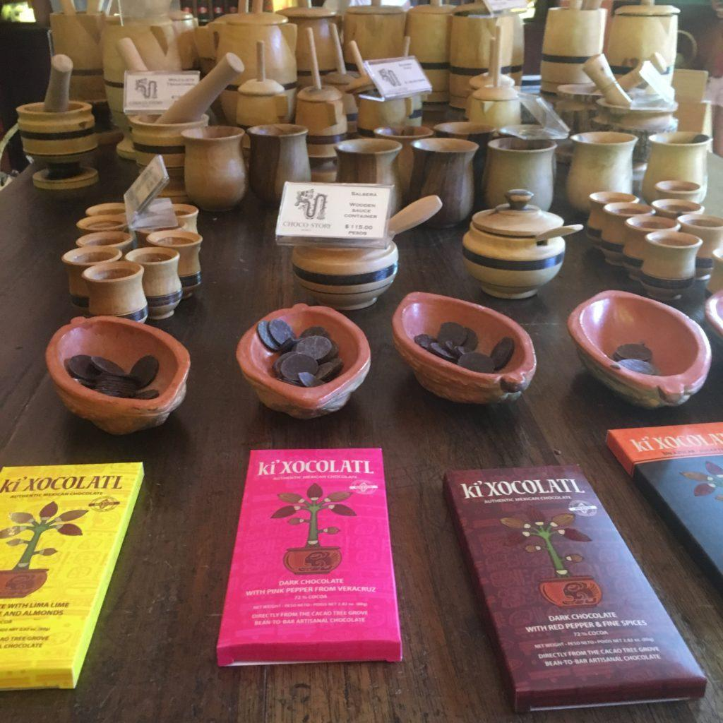 UXmal Choco Story Museum Gift
