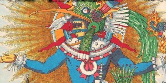 Aztec Winter Solstice