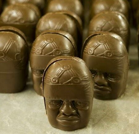 Olmec Origins of Chocolate