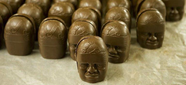 Olmec Origins of Chocolate
