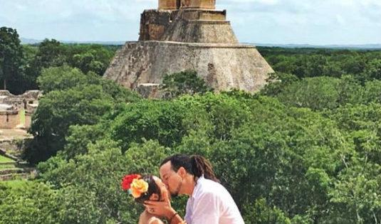 Love and Archaeology: Our Mayan Wedding Ceremony
