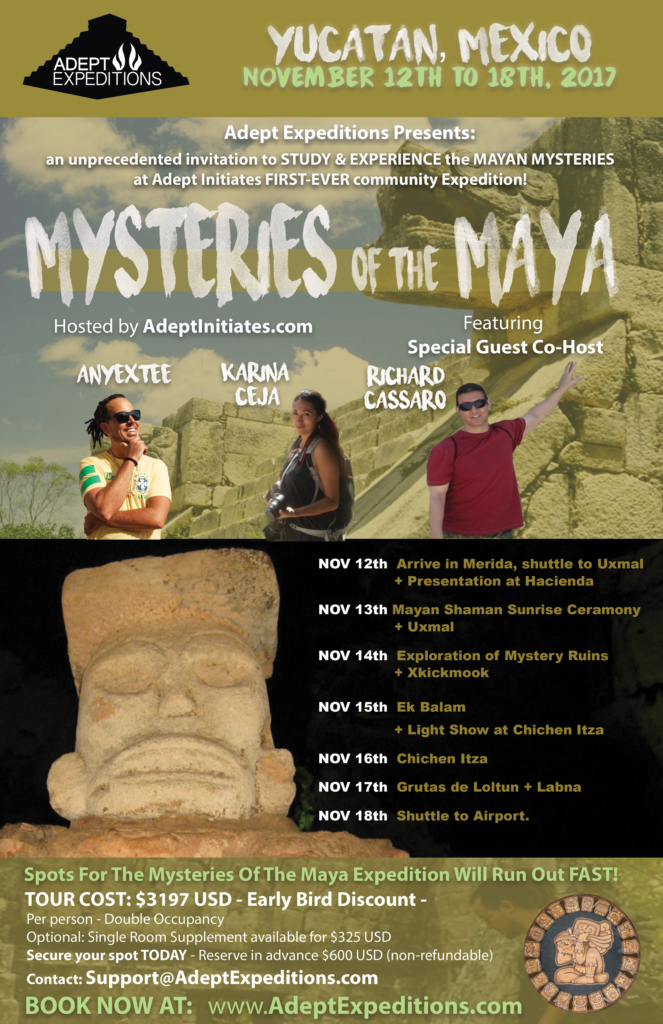 Mysteries of the Maya