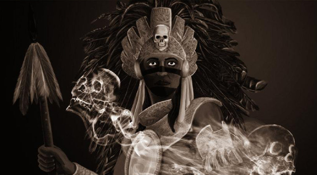Tezcatlipoca: The Obsidian Smoking Mirror