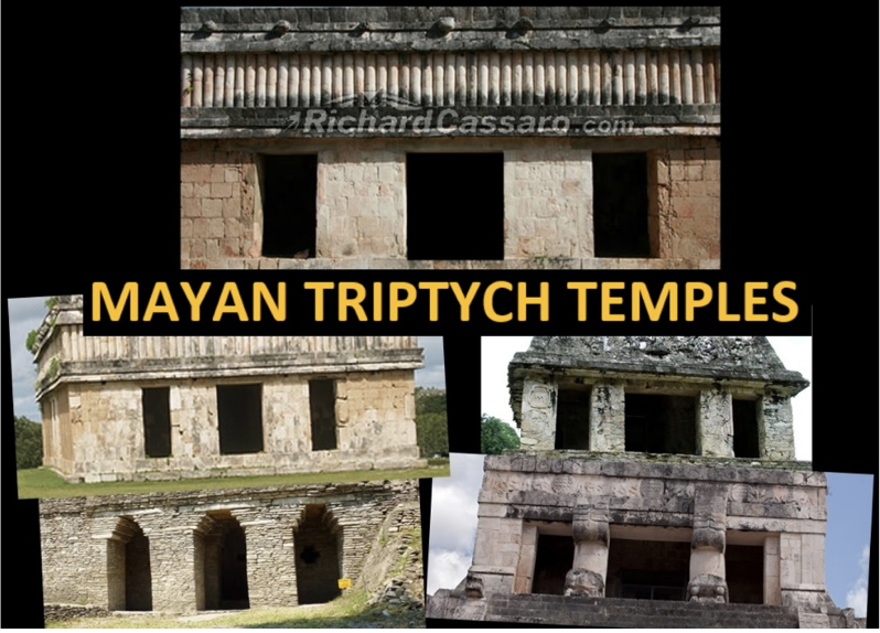 Triptych Temples