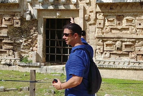 Best selling masonic author & researcher, Richard Cassaro provides his insights about one of the ruins at Chichen
