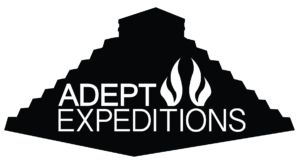 Adept Expeditions logo badge