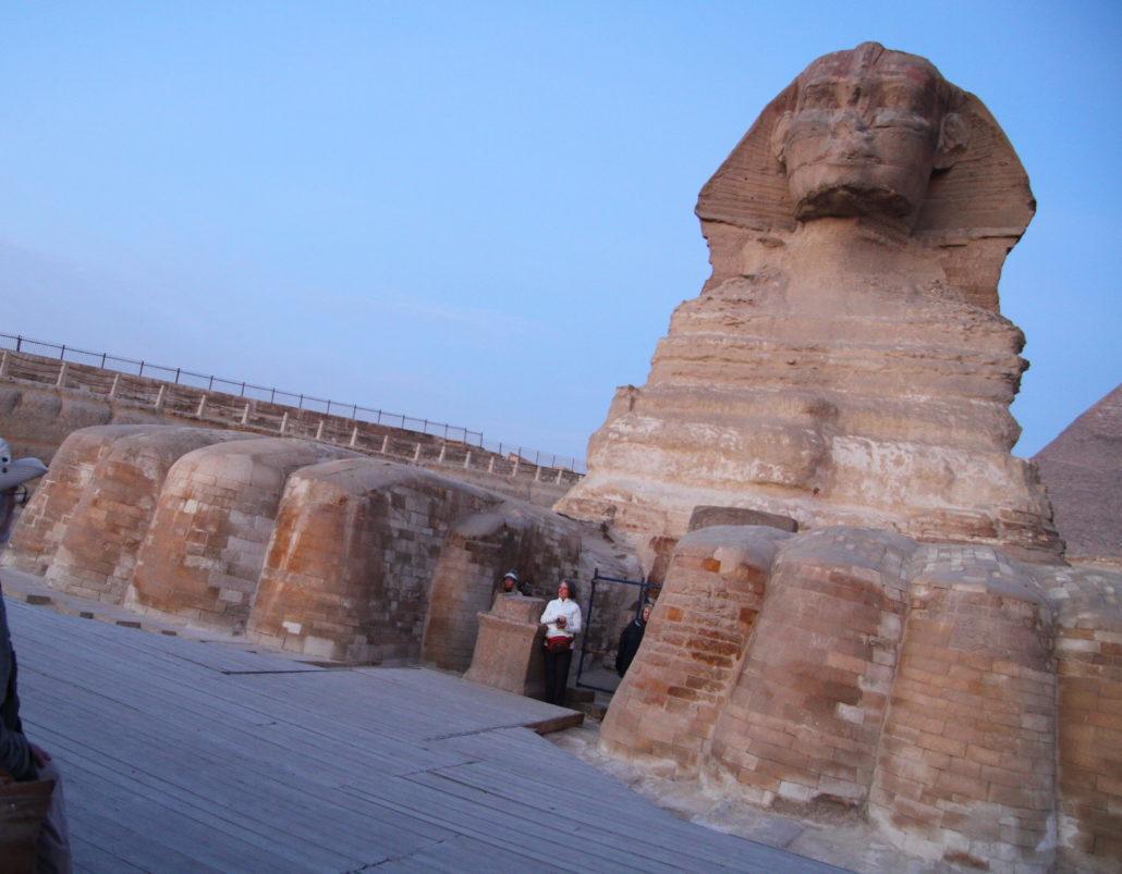 Tefnut Sphinx Paws
