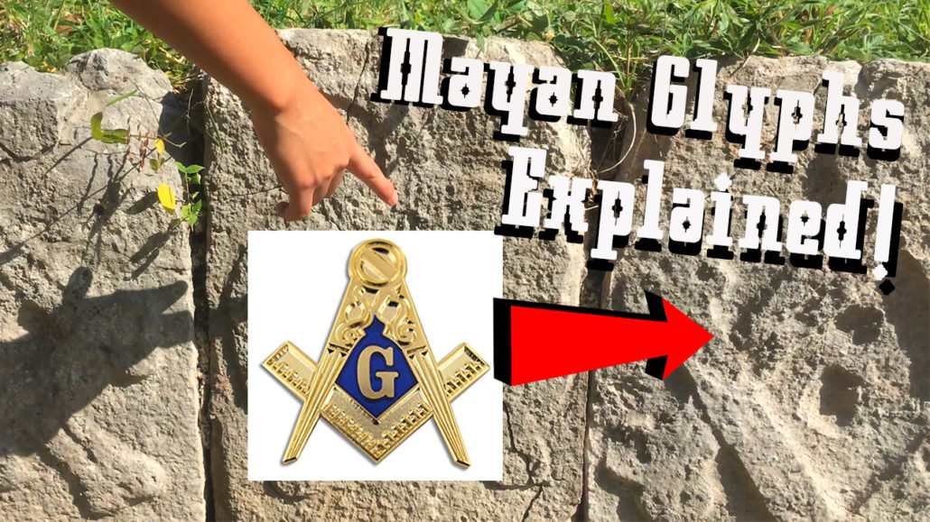 Are These Mayan Glyphs the Symbols of Master Masons?