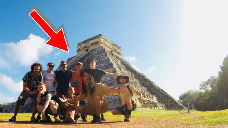 Chosen Few Mayan Travel Vlog