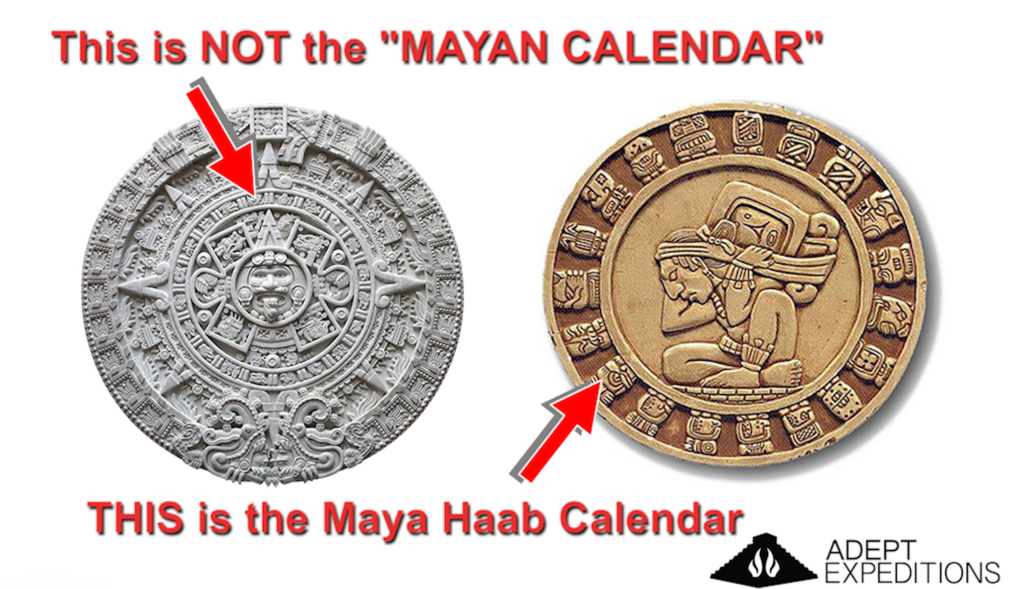 THEY are NOT the Mayans and THIS is NOT the Mayan Calendar