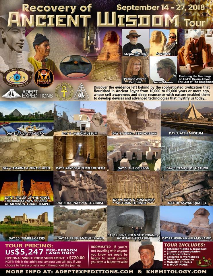 EGYPT TOUR KHEMIT KEMET TRAVEL