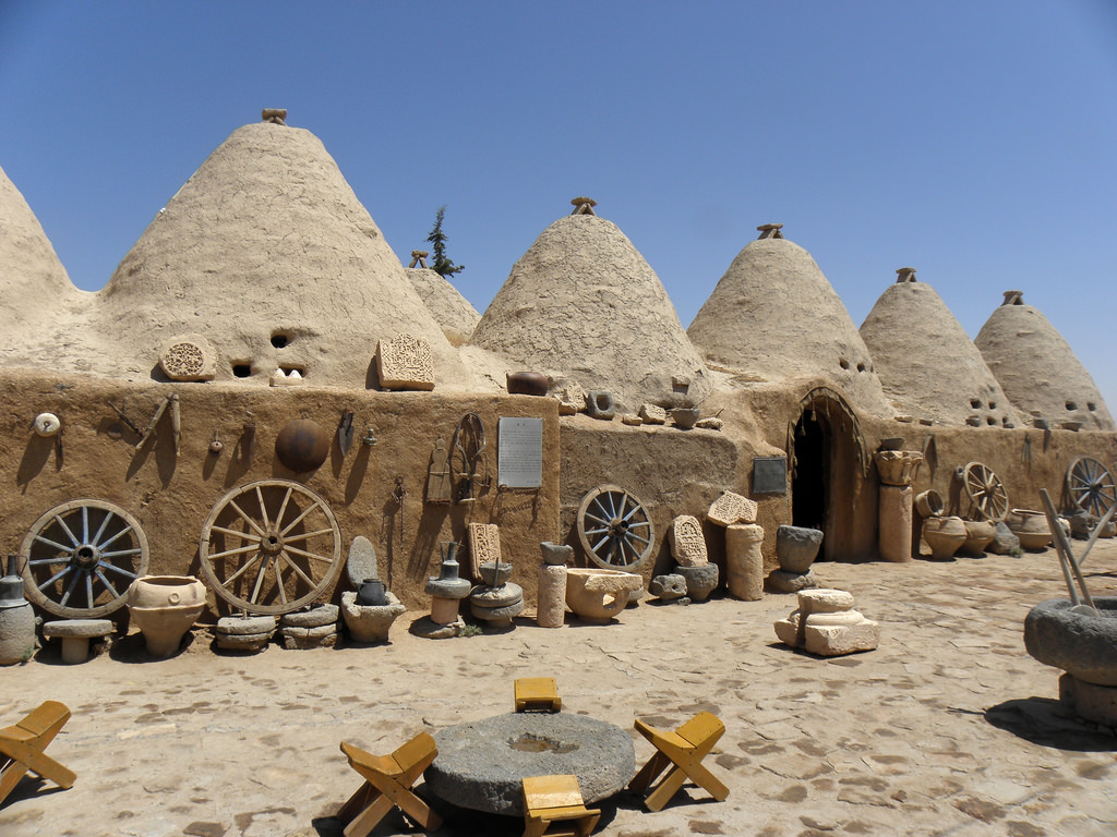 The Beehive Houses of Harran: Turkey's Ancient Adobes