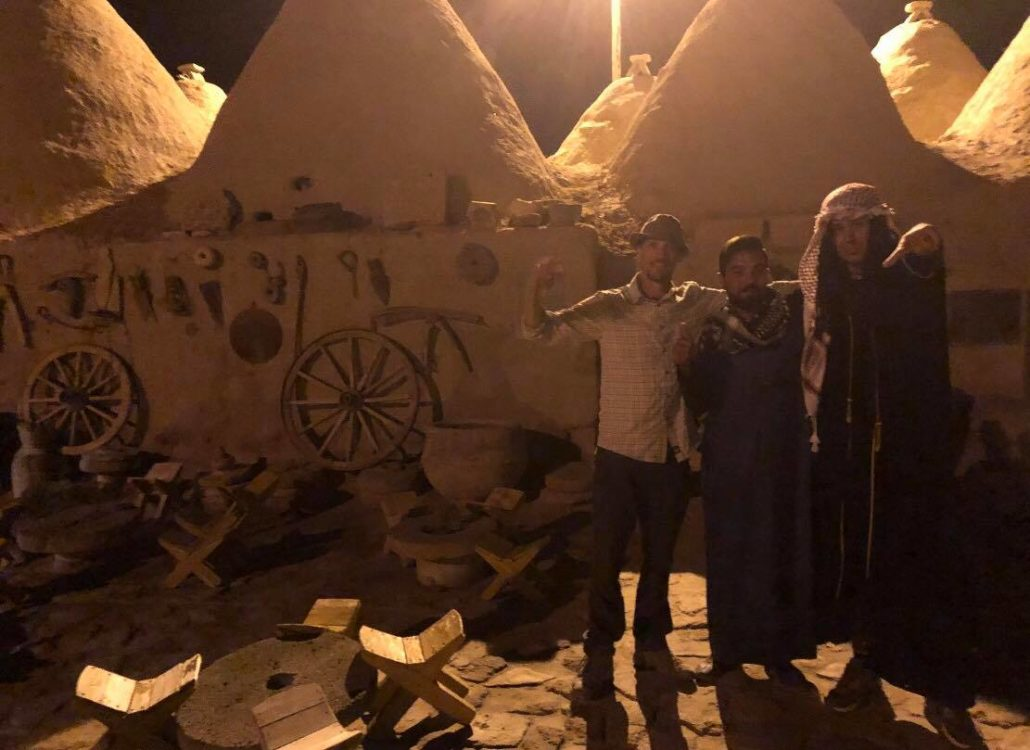 Beehive Houses of Harran Anyextee Adept Expeditions 2018