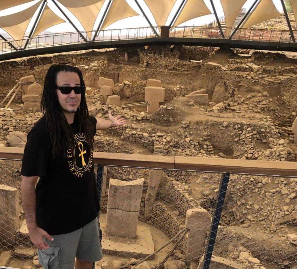 Gobekli Tepe Ancient Turkey Anyextee 2018