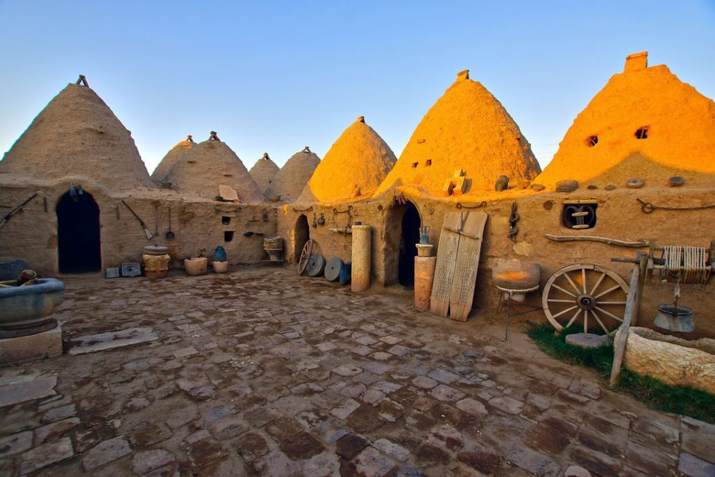 Beehive Houses Harran Turkey Adept Expeditions