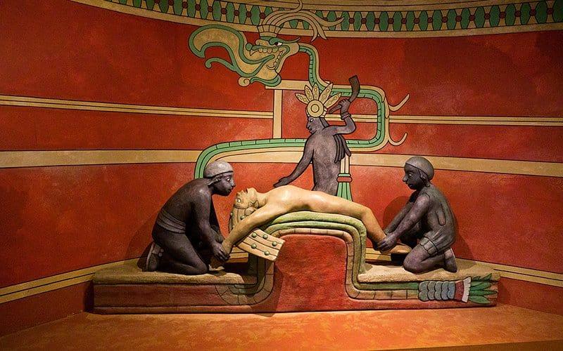 mayan-sacrifice