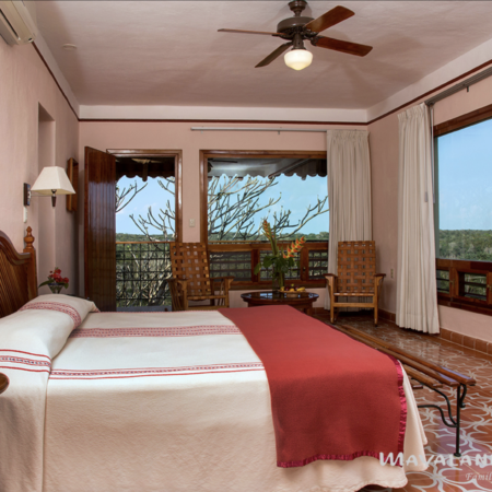 Uxmal-single-room