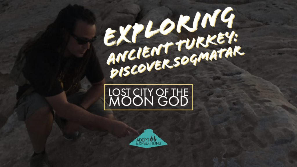 Exploring Ancient Turkey Discover Sogmatar Lost City