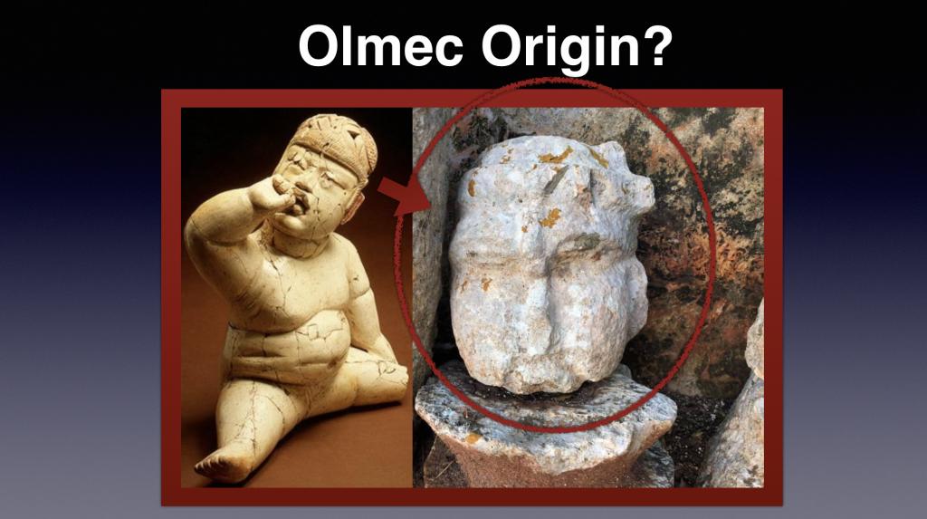 Olmec Heads Labna