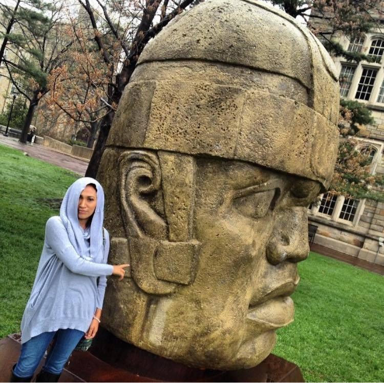 Olmec-head-Mexico-Karina-Adept-Expeditions