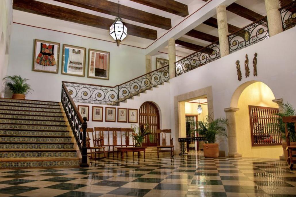 uxmal-hacienda-lobby