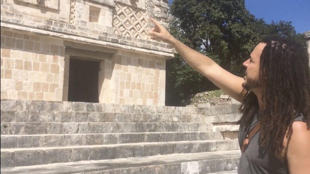 Ancient Mayan Ruins of Uxmal: A Symbolist Tour with Anyextee