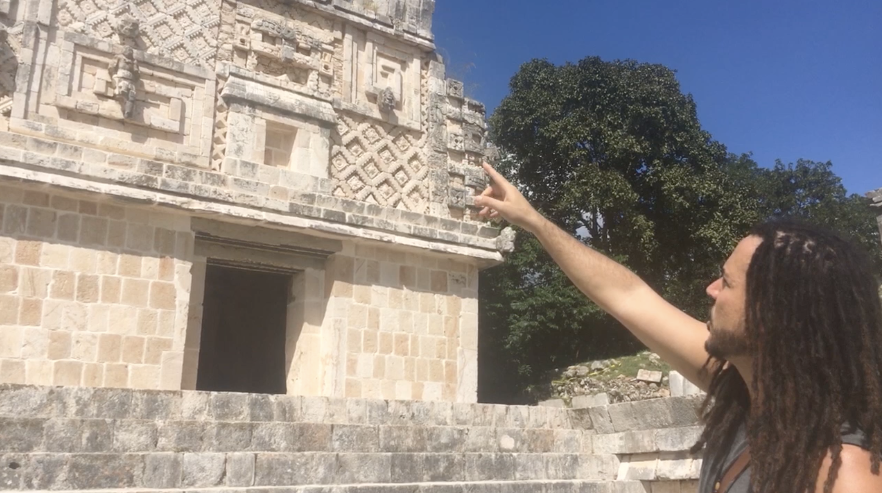 A Symbolist Tour of the Mayan Ruins of Uxmal with Anyextee (Mexico Vlog)