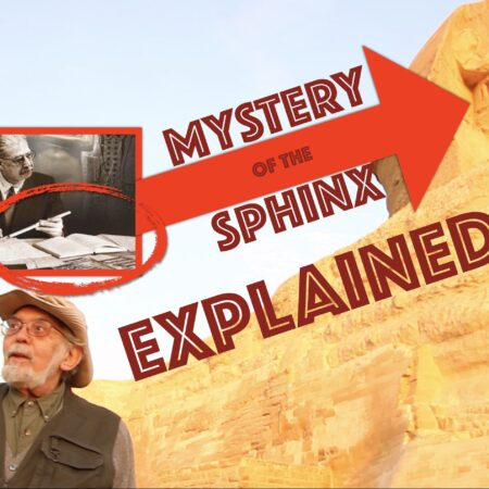 John-Anthony-West-Sphinx-Egypt