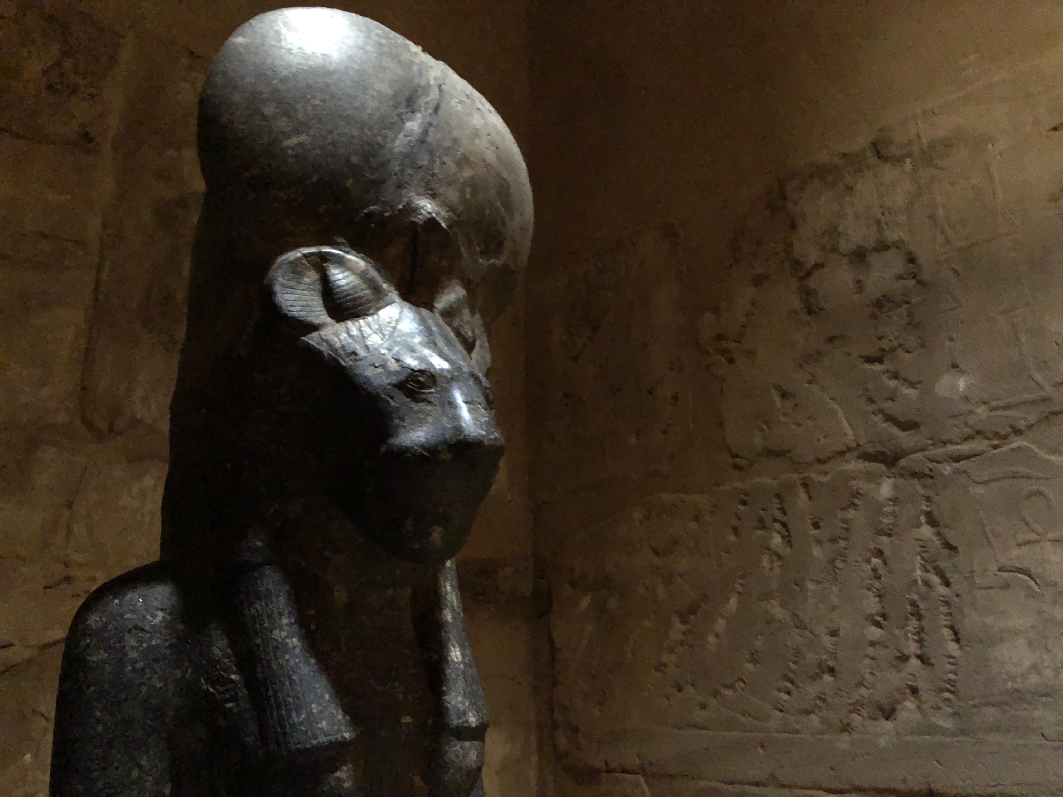 Sekhmet-Karnak-by-Anyextee
