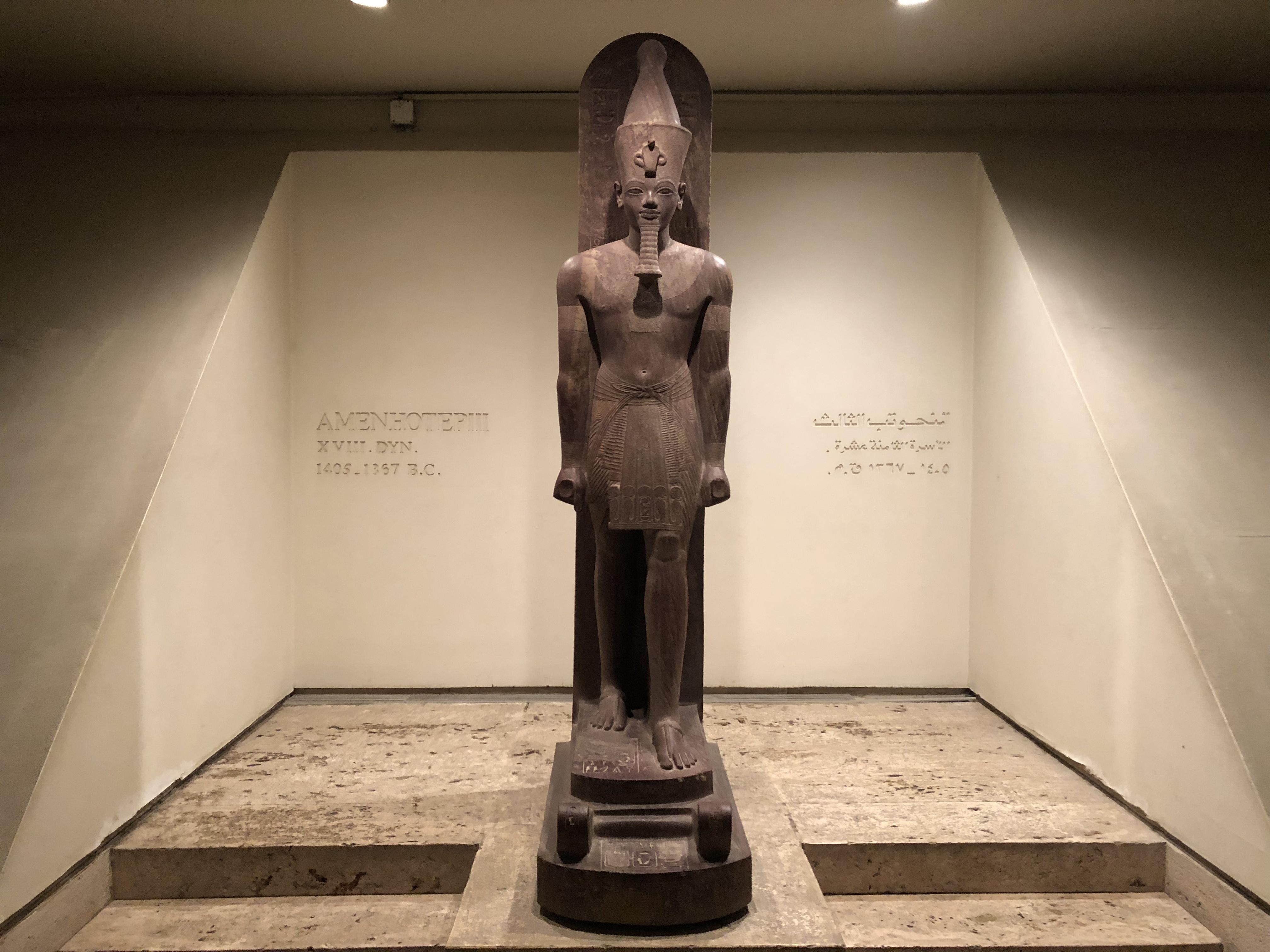 Amenhotep III Luxor cachette