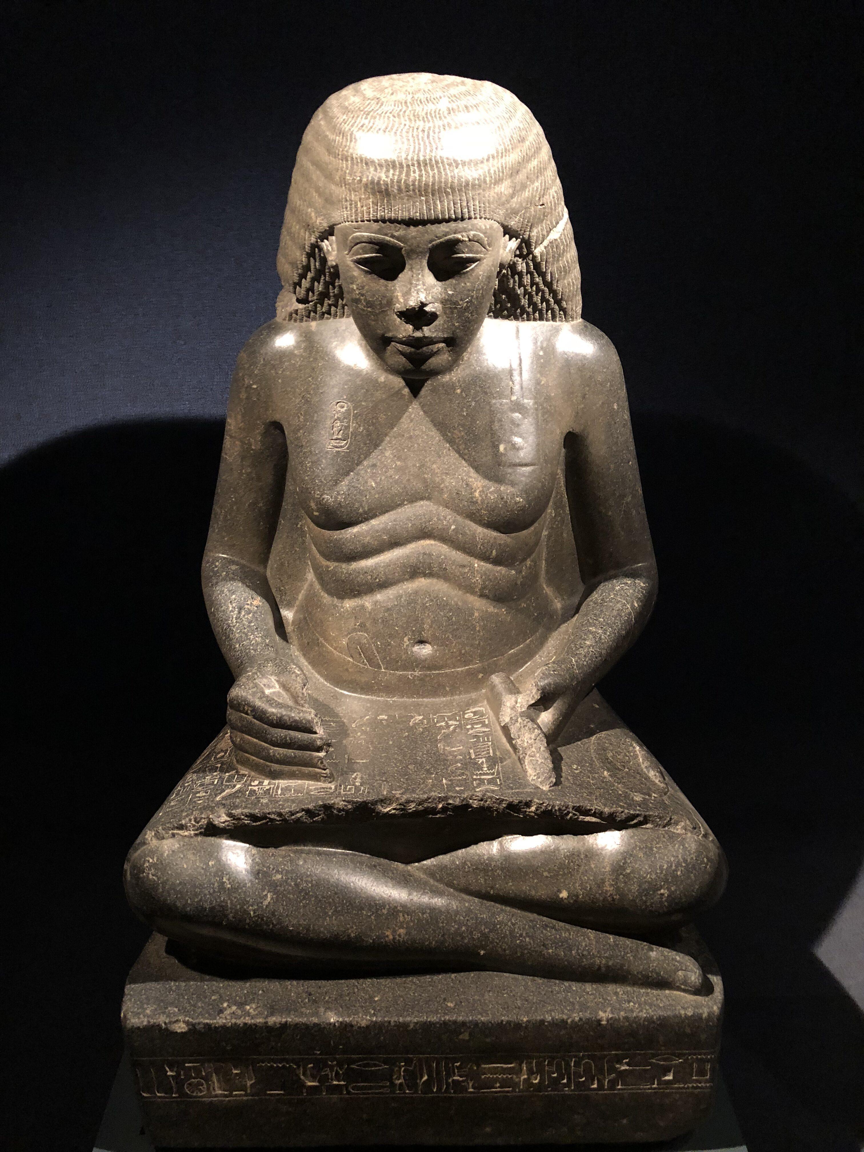 Amenhotep, Scribe Son of Hapu