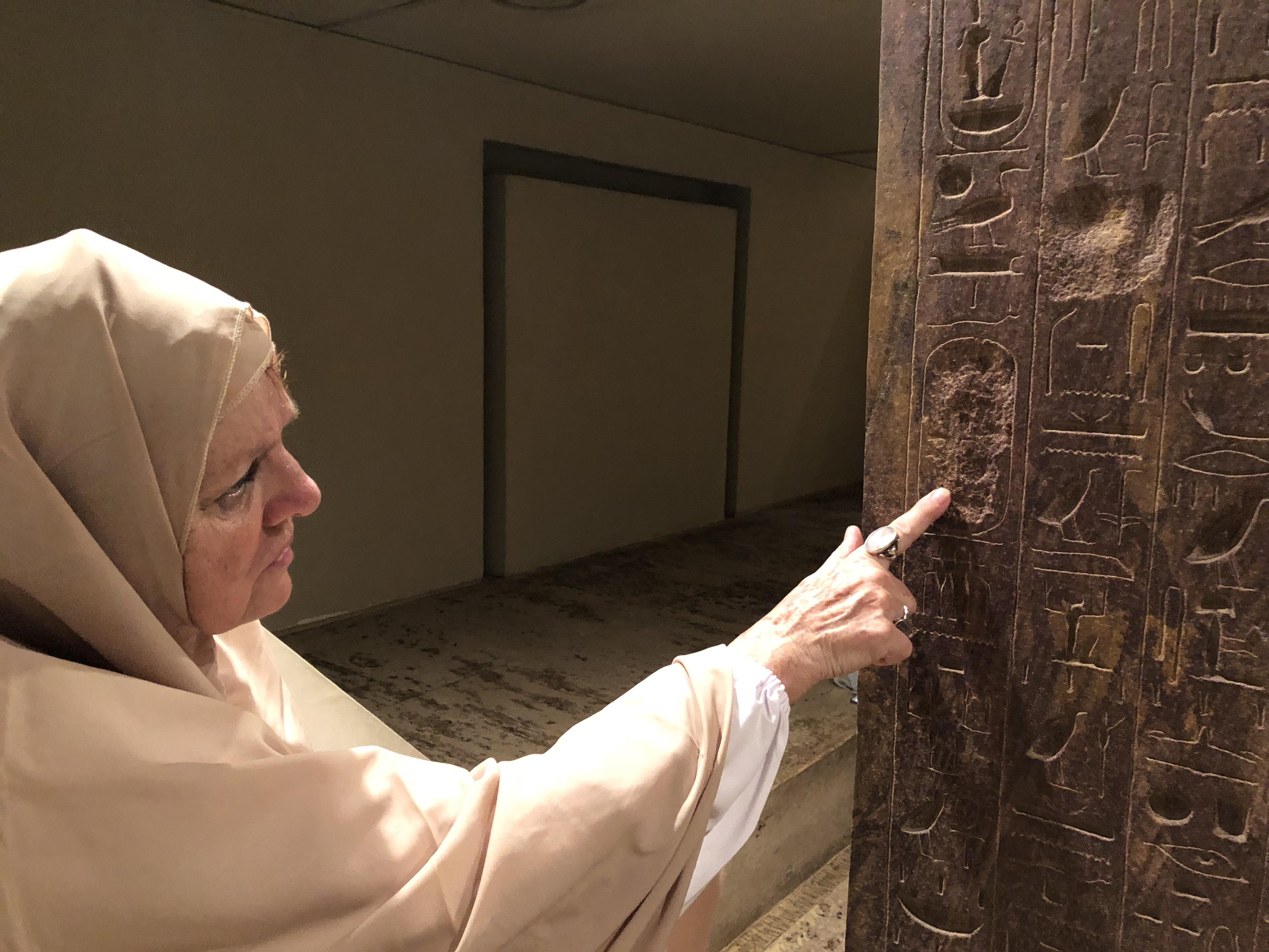 Khadija Hammond Luxor