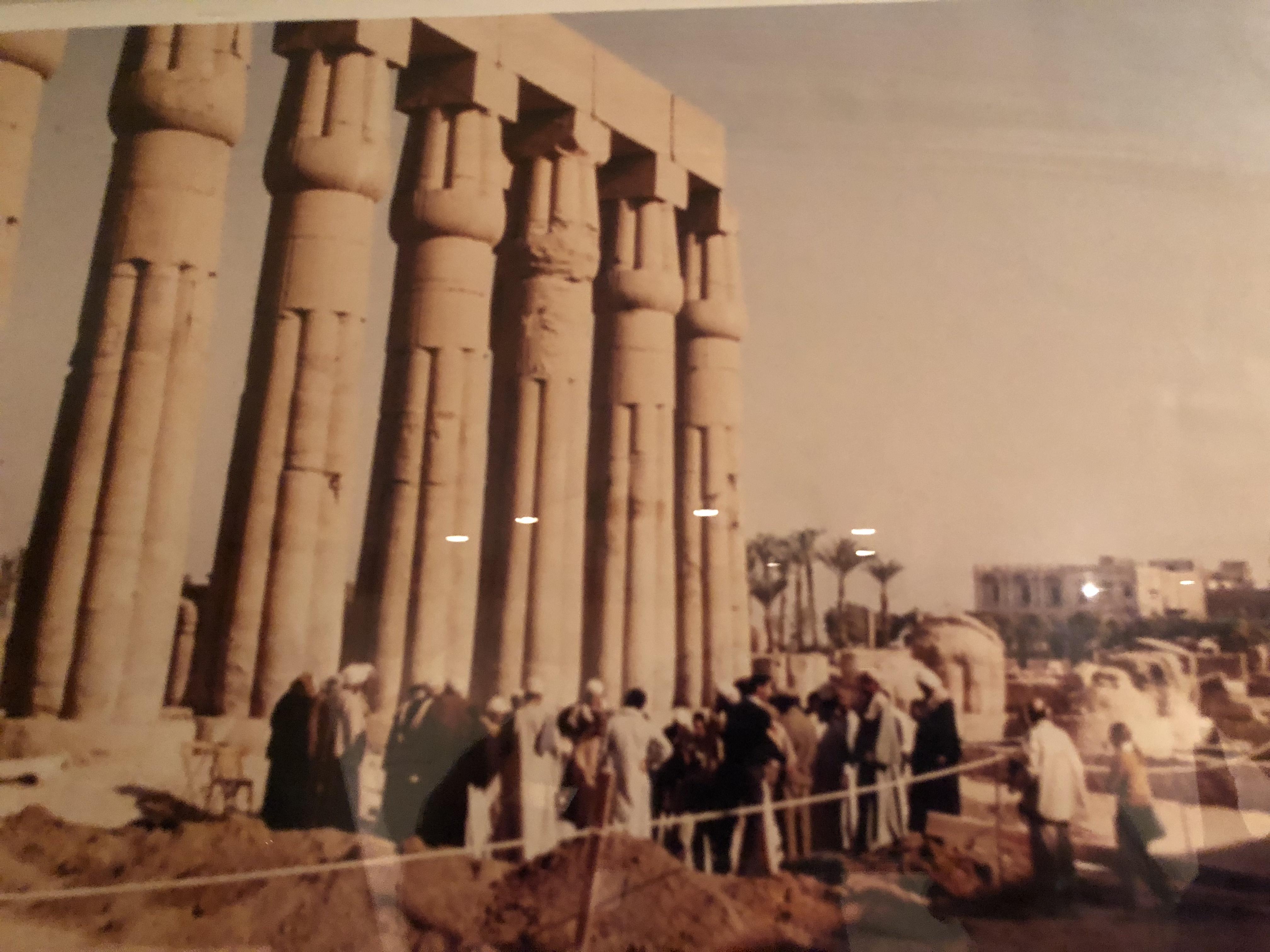 Luxor cache
