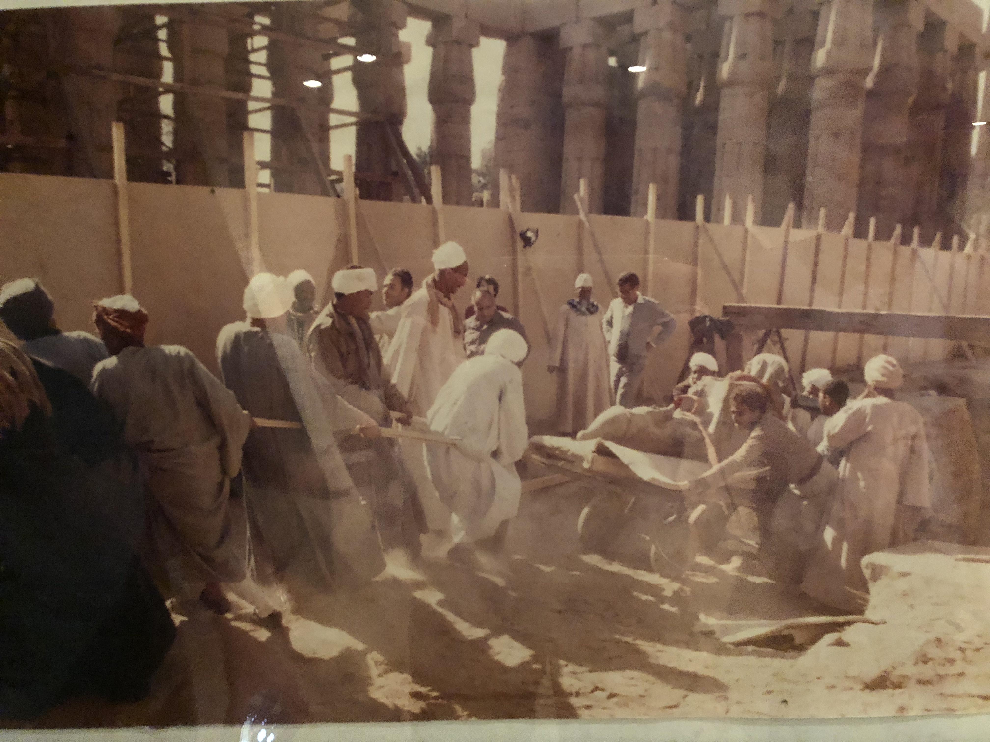 Luxor cachette