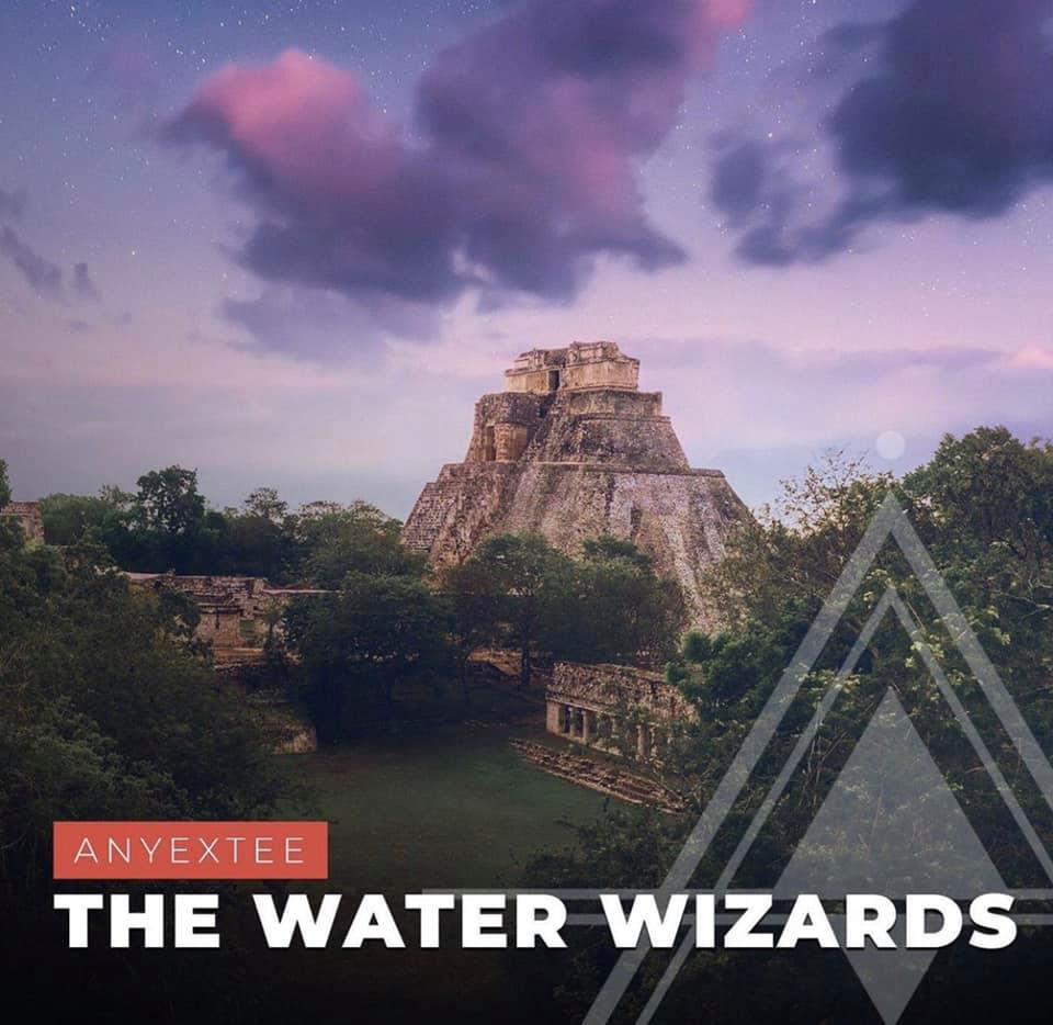 Lost Origins Water Wizards Anyextee