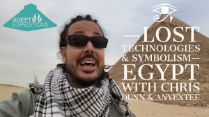 Lost Technologies & Symbolism in Egypt with Chris Dunn Anyextee-tour