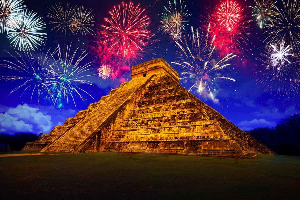 Maya New Year