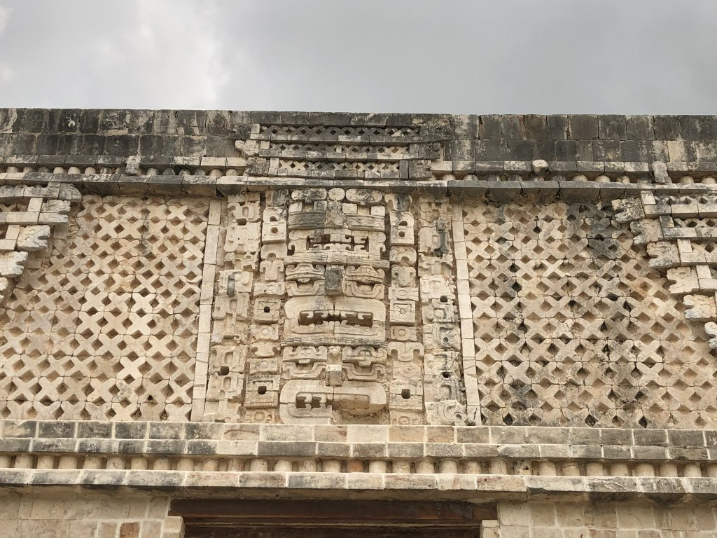 East Building, Nunnery Quadrangle, Uxmal