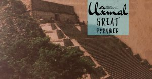 The Great Pyramid in Uxmal Adept Expeditions