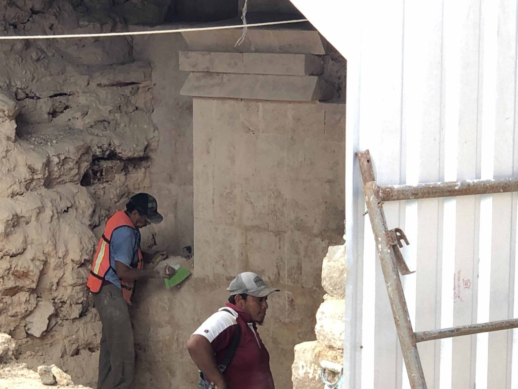 uxmal project excavation new discovery governors palace 5jpg