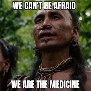 we are the medicine