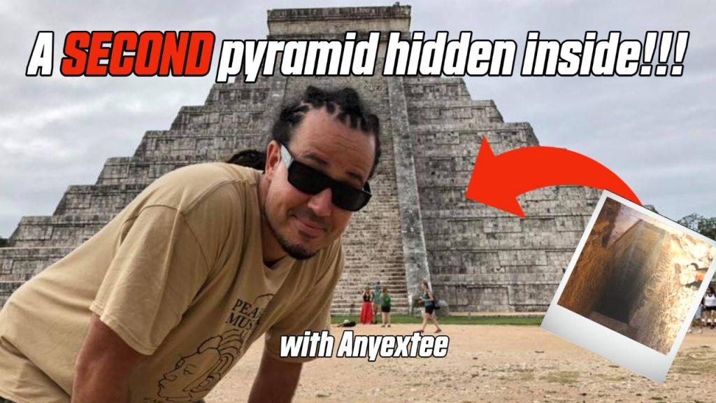 Anyextee Investigates Kukulkan Chichen Itza