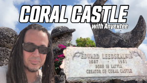 Coral Castle Eds Grave Anyextee