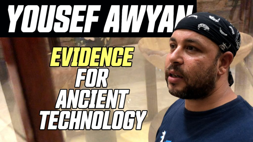Yousef Copy evidence ancient technology