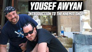 Yousef Awyan Khemit shop